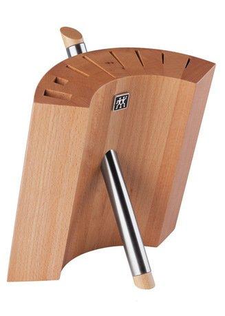 Подставка для ножей, дерево, 8 отд.