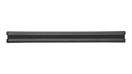 Магнитная подвеска для кухонных принадлежностей и ножей, черная, 45 смМагнитные держатели, Подставки для ножей<br>Подвеска предназначена для хранения большого числа ножей и других кухонных предметов. Магнитный держатель занимает немного места и крепится на стене, тем самым, освобождая полезную кухонную площадь.<br>