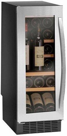 Шкаф для хранения вина на 22 бутылки, встраиваемый, монотемпературный от Superposuda