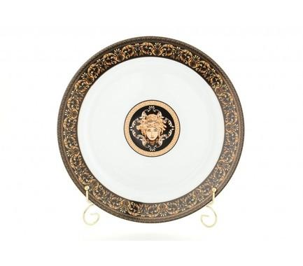 Блюдо круглое мелкое Сабина Версаче Классик, 30 см