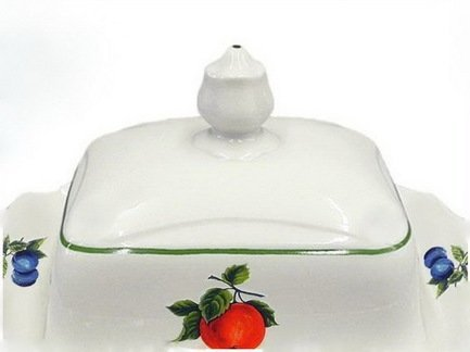 Масленка граненная Мэри-Энн Фруктовые сады (0.25 кг)