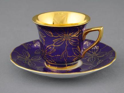 Чашка высокая Виндзор (0.1 л), цвета в ассортименте