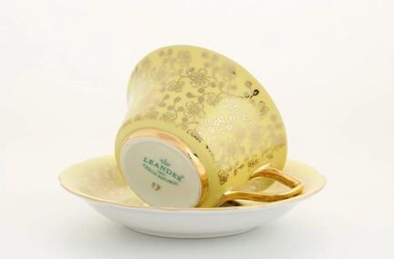 Чашка низкая Виндзор (0.15 л) с блюдцем