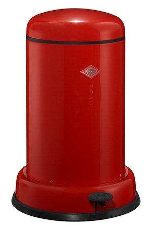 Мусорный контейнер Baseboy (15 л), красный (117540)Мусорные ведра<br>Этот элегантный и практичный мусорный контейнер отличается стильным исполнением, потрясающим удобством в использовании, надежностью и долговечностью. Контейнер прекрасно впишется в интерьер вашей кухни, санузла, балкона или террасы. Корпус и крышка контейнера изготовлены из высококачественной нержавеющей стали и покрыты стойкой лаковой краской. Педаль и устойчивое основание в виде декоративного кольца выполнены из прочного бытового пластика. А внутреннее мусорное ведро изготовлено из гальванизированной огнестойкой стали. Контейнер легко открывается при помощи педали, выполненной из прочного нескользящего пластика.<br><br>Серия: Baseboy