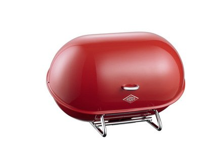 Хлебница Single BreadBoy, красная (117618) Wesco 222101-02