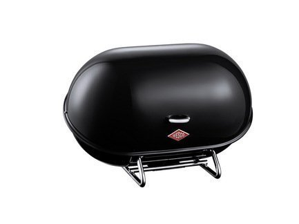 Хлебница Single BreadBoy, черная (117621) Wesco 222101-62