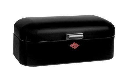 Хлебница Grandy, черная (117630) Wesco 235201-62