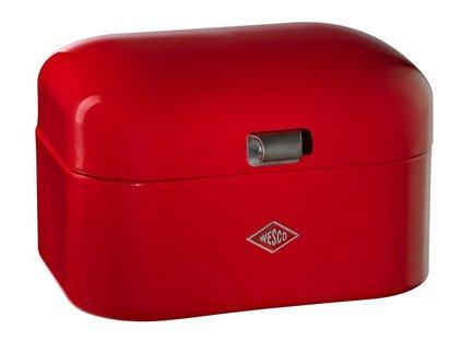 Хлебница Grandy mini, красная (117626) Wesco 235101-02