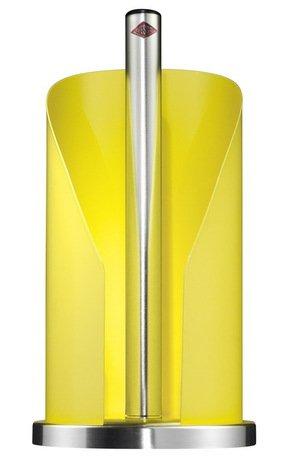Держатель для бумажных полотенец, желтый Wesco 322104-19