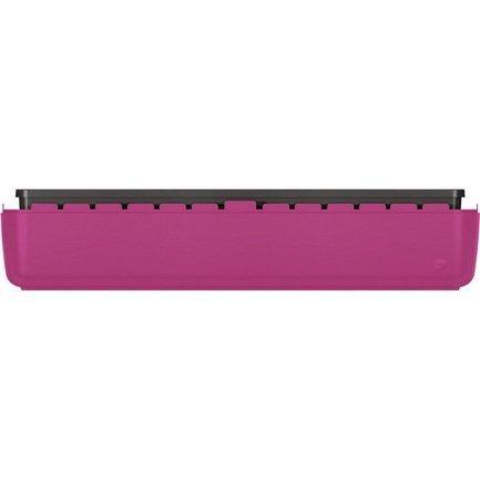База балконного ящика myBOX, 75 см, розовая