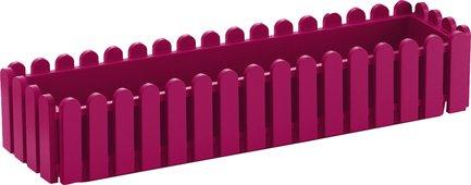 Ящик балконный Landhaus, 75 см, розовый