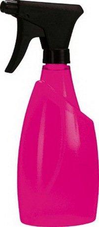 Опрыскиватель Fuchsia (0.7 л), прозрачный розовыйОпрыскиватели<br>Этот опрыскиватель из прозрачного пластика компактный, но при этом достаточно вместительный. Его легко держать в руке, опрыскивая цветы. Латунный распылитель обеспечивает два режима опрыскивания: легкий и интенсивный. В первом режиме распыленная до состояния тумана вода деликатно и легко освежит ваши растения в жаркое время года или во время отопительного сезона – подходит для ежедневного применения. Во втором – мощные струйки воды аккуратно смывают пыль с растений – применяется по мере необходимости.<br><br>Серия: Fuchsia