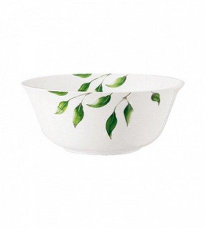 Салатник Vegetal, 26 смСалатницы, Супницы<br>Объемный салатик с высокими стенками предназначен для подачи овощных и мясных салатов. В него помещается несколько порций этого блюда.<br><br>Серия: Vegetal