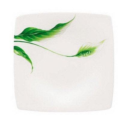 Тарелка десертная Vegetal квадратная, 20 см