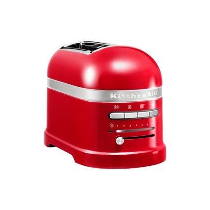 Тостер Artisan для 2 тостов, 5KMT2204EER, красный