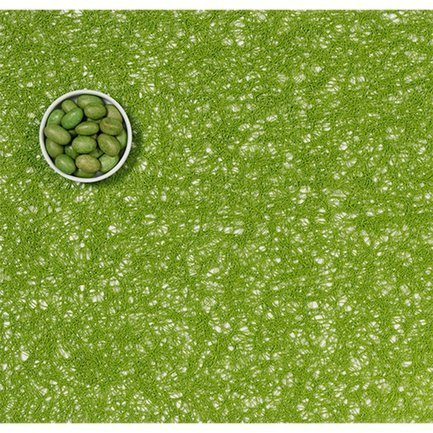 Салфетка подстановочная Grass, 36х48 см, плетение Spun CHILEWICH 0111-SPUN-GRAS