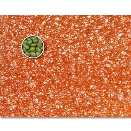 Салфетка подстановочная Orange, 36х48 см, плетение Spun