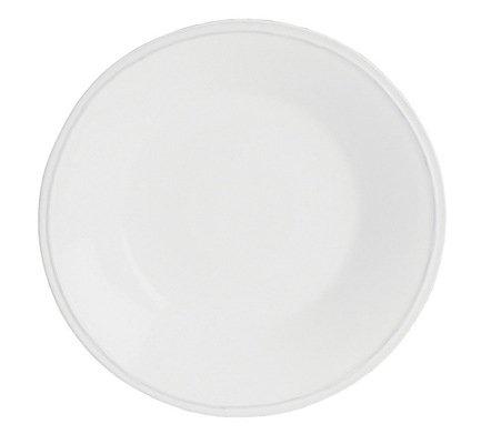 Тарелка глубокая Friso, 26 см, белаяТарелки и Блюдца<br>В большой глубокой тарелке можно подавать первые блюда в холодном или горячем виде. При необходимости в тарелке можно разогревать блюда и подавать их к еще «парующими» к столу. Также тарелку можно использовать в качестве салатника.<br><br>Серия: Friso