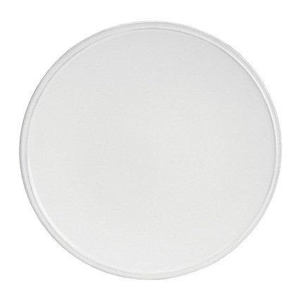 Тарелка Friso, 28 см, белаяТарелки и Блюдца<br>Плоская керамическая тарелка среднего размера универсальна. Она пригодится для подачи десерта, кондитерских изделий или фруктов. Ее также можно использовать, как подстановочное блюдо для персональных салатников и пиал. Благодаря прочности керамики вы можете пользоваться тарелкой ежедневно, в то время как, строгий классический позволяет сервировать ее и для более торжественных случаев.<br><br>Серия: Friso