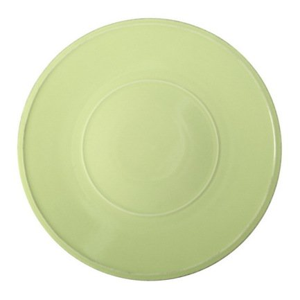 Тарелка Friso, 28 см, зеленаяТарелки и Блюдца<br>Плоская керамическая тарелка среднего размера универсальна. Она пригодится для подачи десерта, кондитерских изделий или фруктов. Ее также можно использовать, как подстановочное блюдо для персональных салатников и пиал. Благодаря прочности керамики вы можете пользоваться тарелкой ежедневно, в то время как, строгий классический позволяет сервировать ее и для более торжественных случаев.<br><br>Серия: Friso