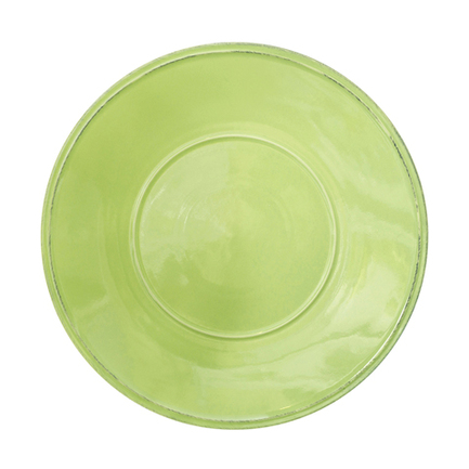 Тарелка Friso, 34 см, зеленая