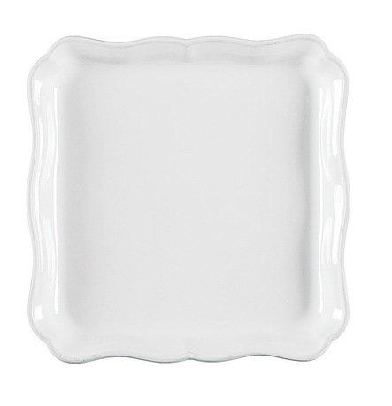 Поднос квадратный Alentejo, 21 см, белый
