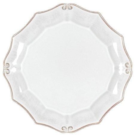 Тарелка Barroco, 22 см, белая Costa Nova RP221-00201Z