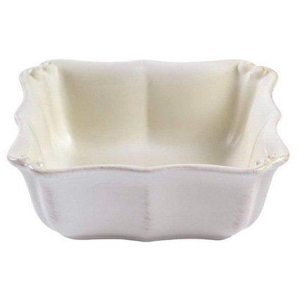 Чаша Barroco, 16 см, белая