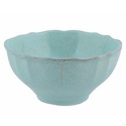 Чаша Impressions, 13 см, голубая