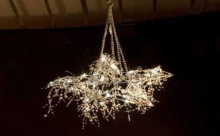 Светящаяся звезда Pearl Serie LED, 40 см, 40 теплых белых LED от Superposuda