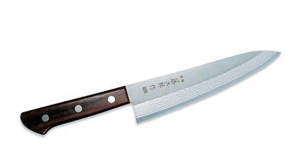 Поварской нож Western Knife, 18 смПоварские ножи<br>Любимый нож как начинающих, так и профессиональных поваров. Универсален в использовании и прекрасно сбалансирован. Может применяться для чистки, шинковки, нарезки, перерубания тонких косточек и прочих работ. Настоящая рабочая лошадка среди ножей.<br><br>Серия: Western Knife