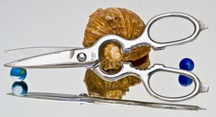 Кухонные ножницыКухонные ножницы<br>Многофункциональные ножницы предназначены для каждодневного использования на кухне и не только.<br>