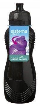 Бутылка для воды Hydrate (600 мл), 7х20.6 смТермосы<br>Прозрачная спортивная бутылка Sistema Sport Fusion - удобная емкость для воды, незаменимый девайс для активного времяпрепровождения. Бутылка имеет носик для питья, и открывать ее и пить воду удобно даже на ходу.<br><br>Серия: Hydrate