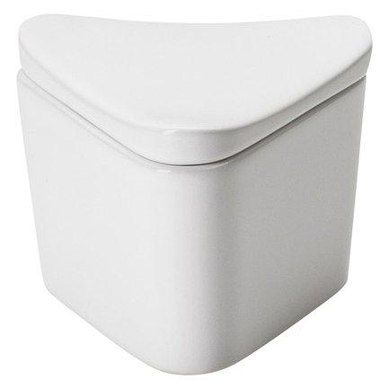 Емкость для хранения Continenta (0.2 л), белая (3951) 013.110100.001