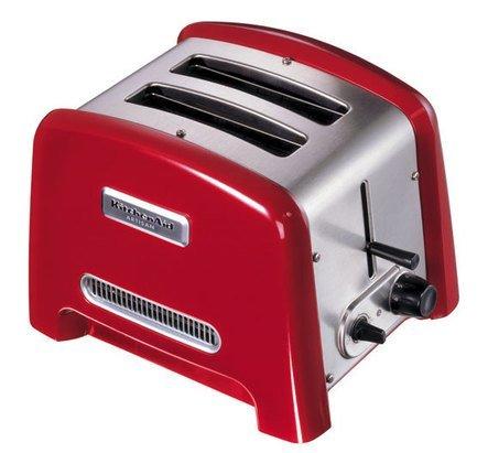 Тостер на 2 хлебца, 5KTT780EER, красный