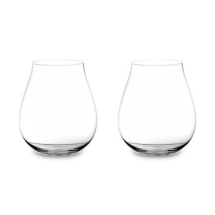 Набор бокалов для красного вина Pinot Noir (762 мл), 2 шт.Бокалы для красного вина<br>Объем бокала 762 мл, высота 12.4 см. Хорошее красное вино лучше пить в приятной компании. Для этого необходим набор элегантных бокалов, который позволит вам насладиться раскрывшимся вкусом и ароматом вина. Эти хрустальные бокалы с широким дном украсят и подчеркнут изысканность любой сервировки.<br><br>Серия: O-Riedel
