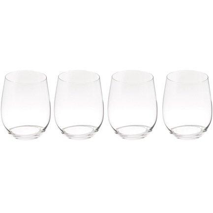 Набор бокалов для белого вина 3-Get 4 Viognier/Chardonnay (600 мл), 4 шт.Бокалы для белого вина<br>Объем бокала 600 мл, высота 12.1 см. Изысканность белых вин, их богатый аромат и длительное послевкусие лучше всего ощущается именно бокале, специально разработанном для подачи белых вин. Молодое белое вино в этом бокале дарит свою свежесть, а выдержанное – в полной мере позволяет ощутить свой характерный вкус.<br><br>Серия: O-Riedel