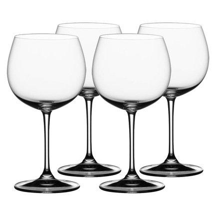 Набор бокалов для белого вина 3-Get 4 Oaked Chardonnay/Montrachet (552 мл), 4 шт.Бокалы для белого вина<br>Объем бокала 522 мл, высота 20.5 см. Изысканность белых вин, их богатый аромат и длительное послевкусие лучше всего ощущается именно бокале, специально разработанном для подачи белых вин. Молодое белое вино в этом бокале дарит свою свежесть, а выдержанное – в полной мере позволяет ощутить свой характерный вкус.<br><br>Серия: Vinum XL