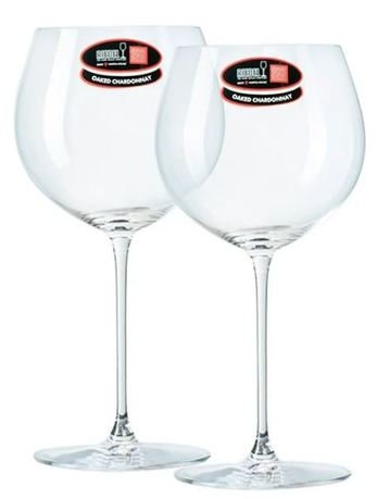 Набор бокалов для белого вина Chardonnay, 2 шт.