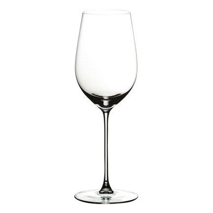 Набор бокалов для белого вина Riesling, 2 шт.Бокалы для белого вина<br>Этот набор бокалов поможет вам насладиться изысканностью, богатым ароматом и приятным послевкусием белых вин. Форма бокала на изящной высокой ножке тщательно разработана для того, чтобы молодое белое вино смогло надышаться и подарить вам свою свежесть, а выдержанное - в полной мере проявить свой вкус и букет.<br><br>Серия: Veritas