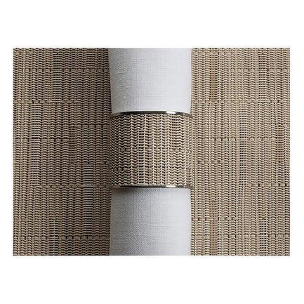 Кольцо для салфеток Oat, 3.8x4.1 см, жаккардовое плетение
