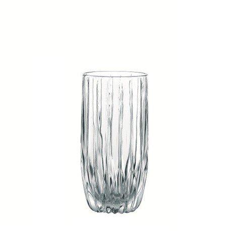 Набор стаканов высоких Prestige (385 мл), 15.1 см, 4 шт.Стаканы<br>Набор этих высоких стаканов из хрустального будет уместно смотреться в любом баре. В них коктейли или разнообразные безалкогольные напитки со льдом выглядят особенно аппетитно и эффектно.<br><br>Серия: Nachtmann Prestige