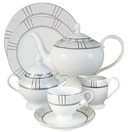 Чайный сервиз Шенонсо на 12 персон, 40 пр.