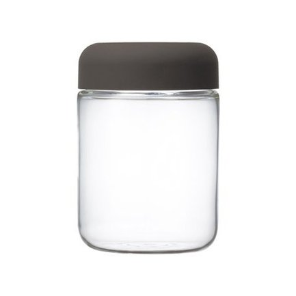 Емкость для хранения Cylin (0.75 л), 9.8х14.5 см, коричневаяБанки для сыпучих<br><br><br>Серия: Cylin