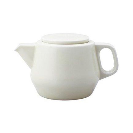 Чайник Couleur (0.5 л), белый