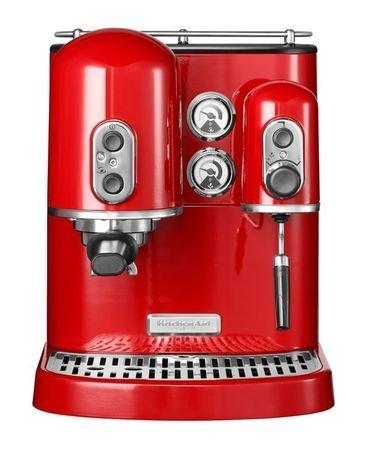 Кофемашина KitchenAid Artisan, красная