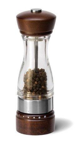 Мельница для перца Keswick, 18 смМельницы для перца, соли, специй<br>Благодаря ручной мельнице Keswick запасы свежемолотых специй будут пополняться по вашему желанию. Поворот мельничного механизма Precision – и изумительный аромат, возбуждающий аппетит, щекочет нос и зовет поскорее к столу. Крупные красивые частички или мелкий легкий порошок специй наполняет блюда новыми оттенками вкуса. Простая и удобная в использовании, надежная и стильная мельница Keswick станет вашим источником кулинарного вдохновения.<br><br>Серия: Keswick