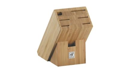 Подставка для ножей из бамбука
