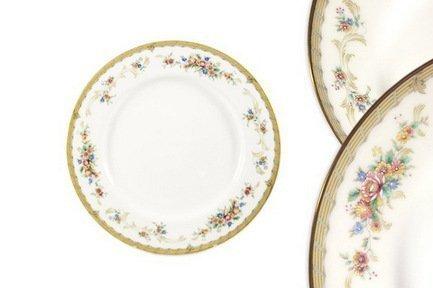 Набор обеденных тарелок Наслаждение, 27 см, 6 шт. Narumi N51229-1557AL