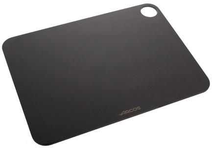Доска разделочная, черная, 38х28 см Arcos 691710